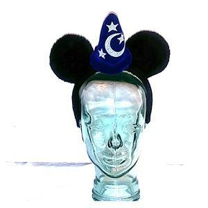 Mickey Mouse sorcerer ears